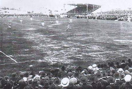 L'Estadio Pocitos: dove la Coppa del Mondo ebbe inizio