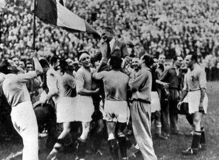 1934: Italia-Cecoslovacchia 2-1 dts. Il record ineguagliabile di Luisito Monti