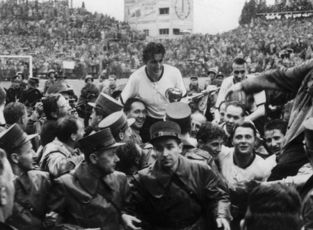 """1954: Germania Ovest-Ungheria 3-2. Il tramonto senza fine dell'""""Aranycsapat"""""""