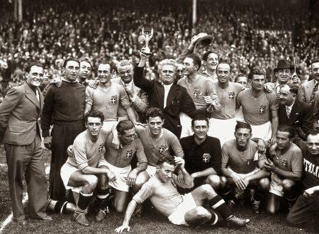 1938: Italia-Ungheria 4-2. Il calcio come la guerra, la guerra come il calcio