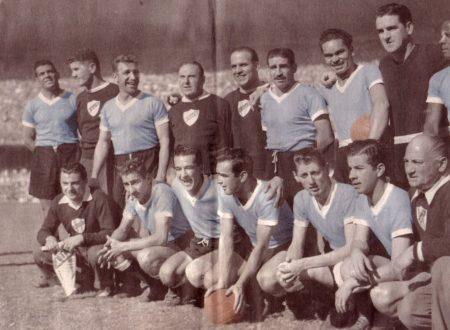 1950: Uruguay-Brasile 2-1. Campioni del Mondo senza cerimonia