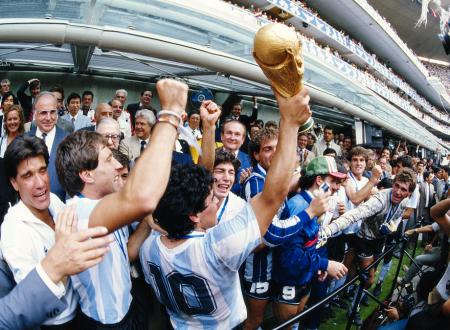 1986: Argentina-Germania Ovest 3-2. Un imprevedibile scherzo del destino