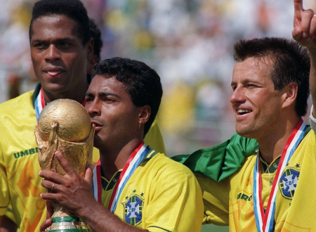 1994: Brasile-Italia 3-2 dcr. La rivoluzione sacchiana si fermò al Rose Bowl