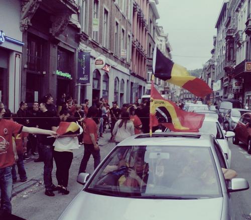 Il Belgio sogna la conquista del Brasile
