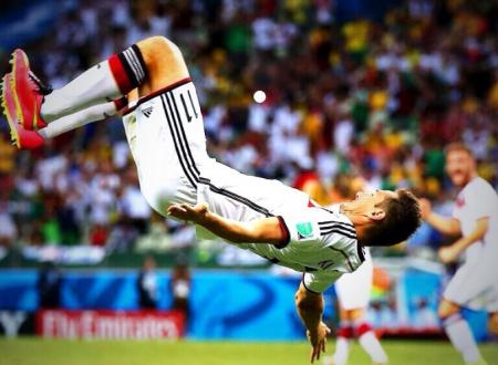 #Contromondiale 09: #Klose, #Record, #Ronaldo, #Argentina, #Messi, #Maradona, #Genio, #Nigeria, #Africa, #Bosnia, #Zico