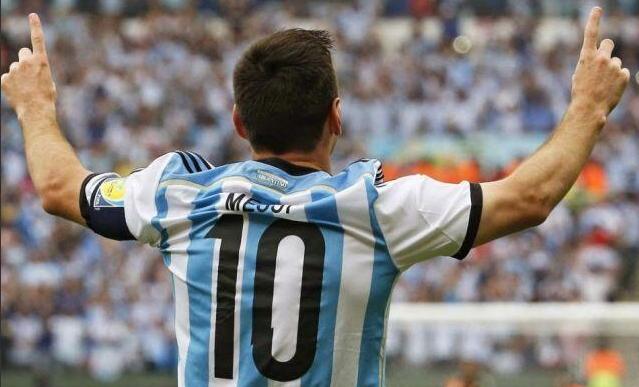 Messi sempre più leader dell'Albiceleste