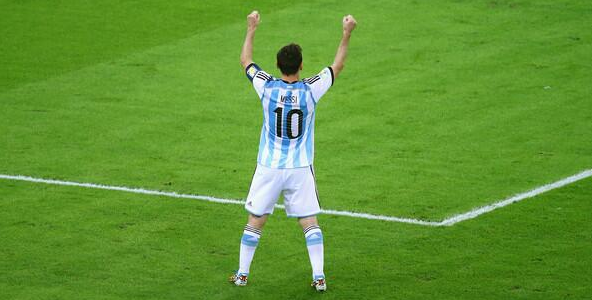Messi si è presentato al Maracanà con un capolavoro