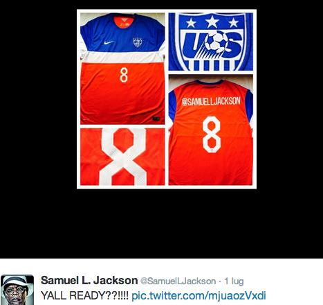 Samuel L. Jackson versione ultras