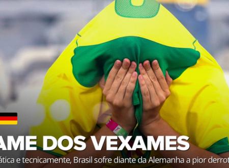 #Contromondiale 18: #Maraca-Nazi, #Mineirazo, #Brasile, #Germania, #Klose, #BrasileGermania, #BRAGER, #Scolari, #Maracanà