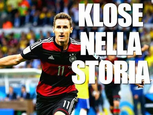 Il miglior marcatore di tutti i tempi nella storia dei Mondiali