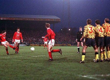La storica eliminazione del 1992: Wrexham-Arsenal e il miracolo al Racecourse Ground