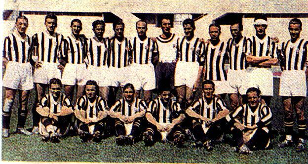 La Juventus del quinquennio d'oro