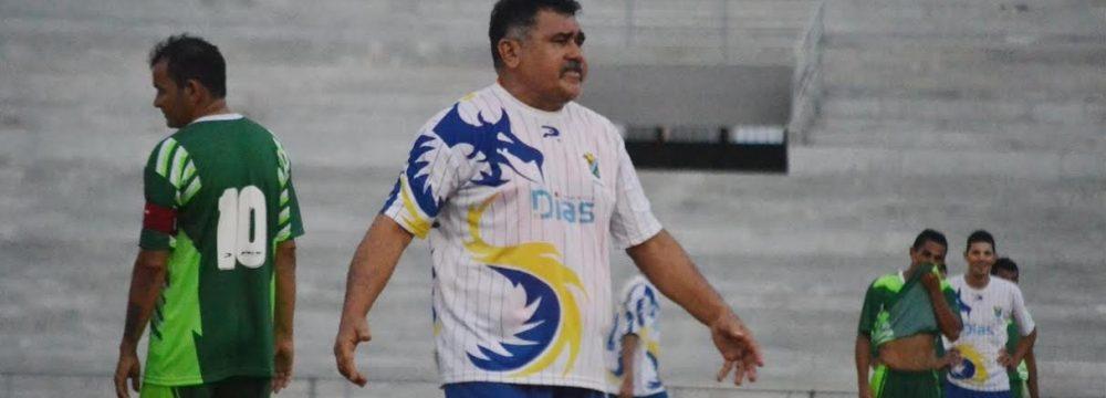 Pedro Riberio Lima: proprietario e giocatore a.. 68 anni!